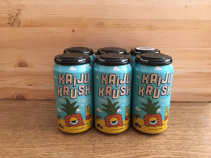 Kaiju Krush Tropical Pale Ale 6pack x 375ml Can