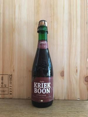 Boon OUDE Kriek l'ancienne Lambic 375ml