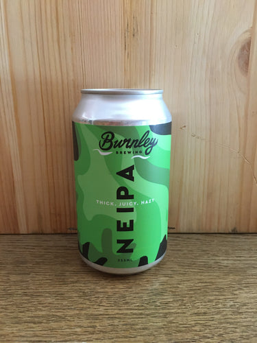 Burnley Brewing NEIPA 355ml Can