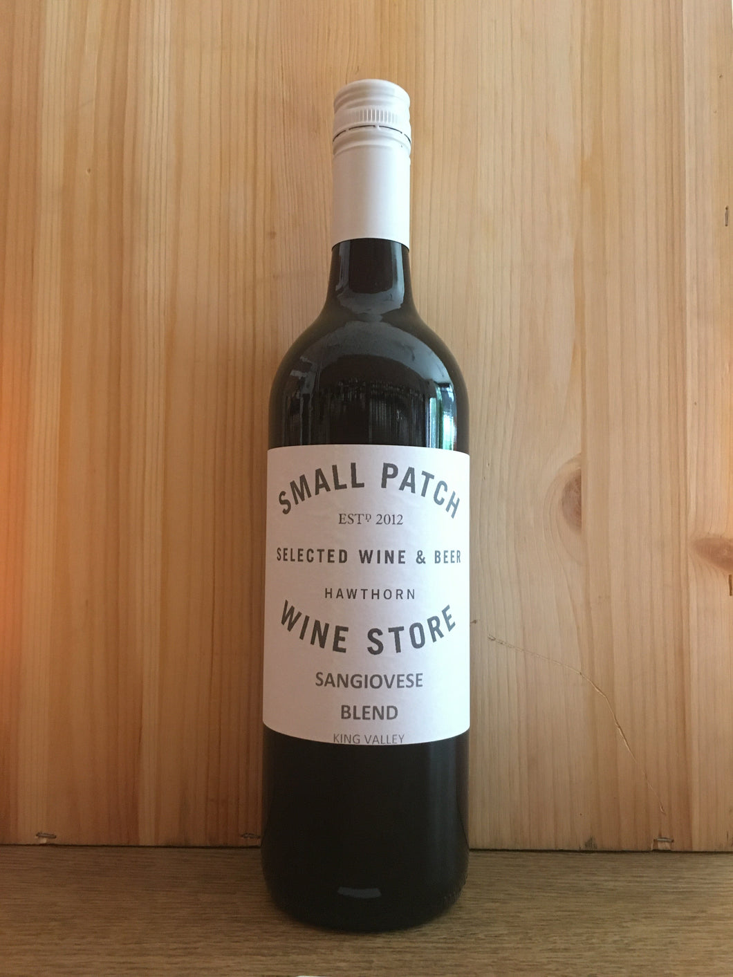 Small Patch Sangiovese Merlot King Valley 2019