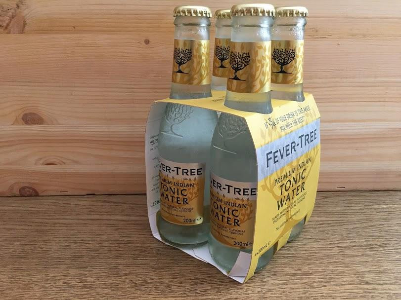 Fever Tree Tonic 4 PACK