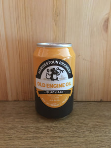 Harviestoun Old Engine Oil Porter 330ml Can