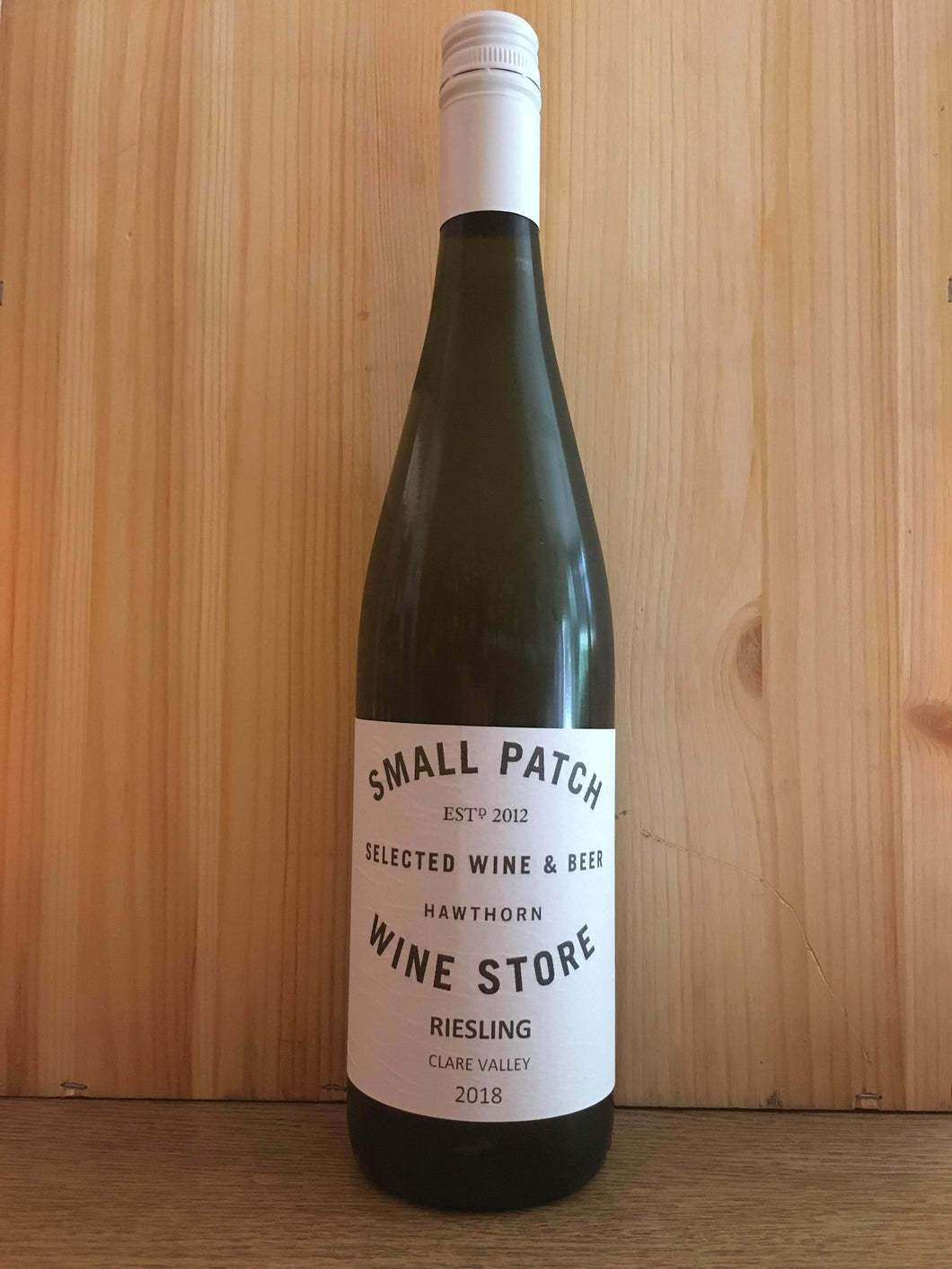 Small Patch Riesling Clare Valley 2018