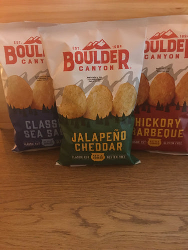 Boulder Chippies 142g