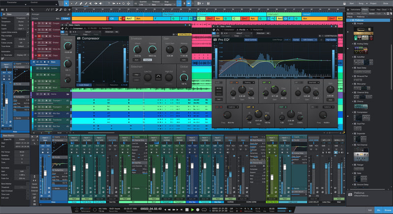 PreSonus Studio One 5 Professional Upgrade from Artist - for Quantum Interface owners