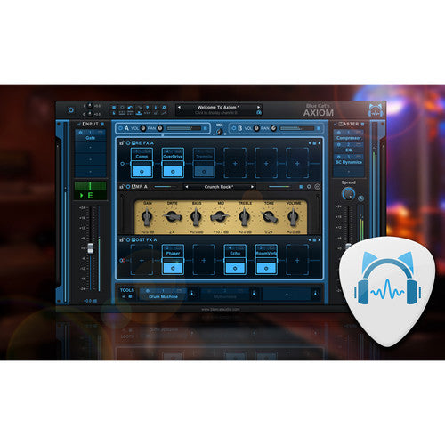 Blue Cat Audio Blue Cat Axiom