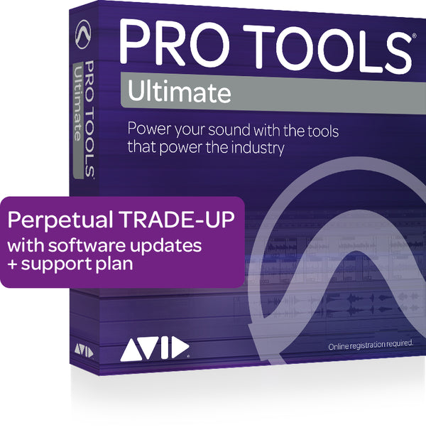 Avid Pro Tools to Pro Tools Ultimate Trade-Up