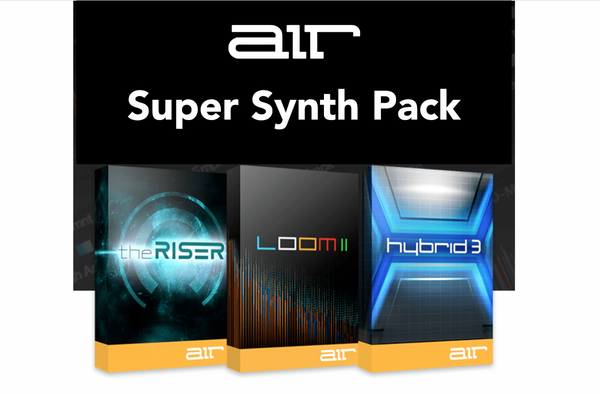AIR Music Technology Super Synth Pack