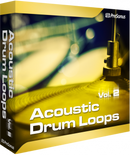 Presonus Acoustic Drum Loops 2