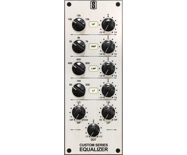 Slate Digital Custom Series Analog EQ Bundle