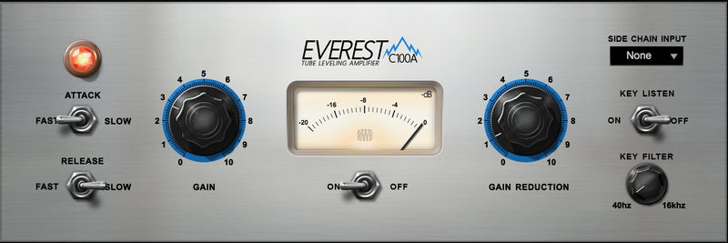 PreSonus Everest C100A Compressor - Fat Channel Plug-in