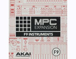 Akai Professional F9 Instruments Collection