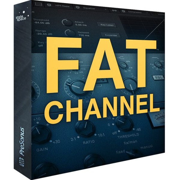 PreSonus Fat Cannel XT