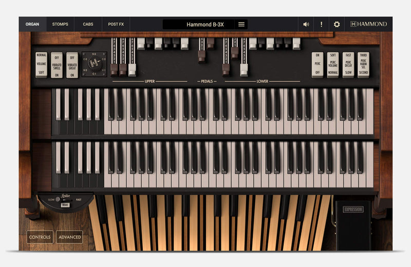 IK Multimedia Hammond B-3X Crossgrade