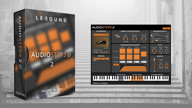 Le Sound AudioSteps
