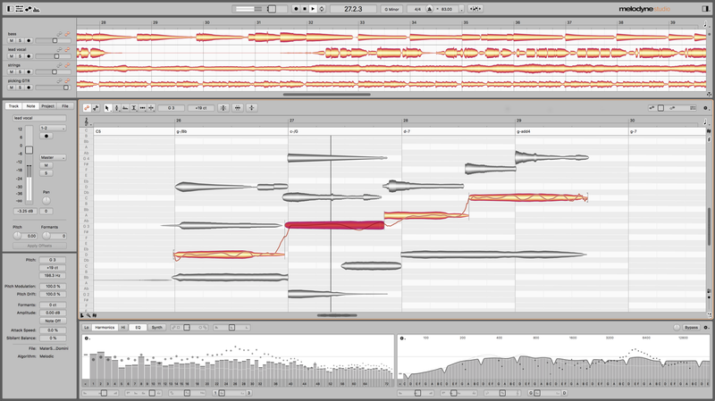 Celemony Melodyne Essential to Melodyne 5 Studio Upgrade