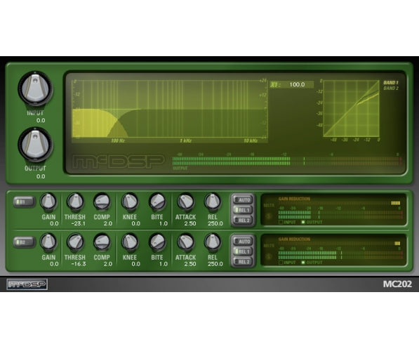 McDSP MC2000 HD v6