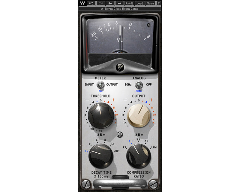 Waves Kramer PIE Compressor
