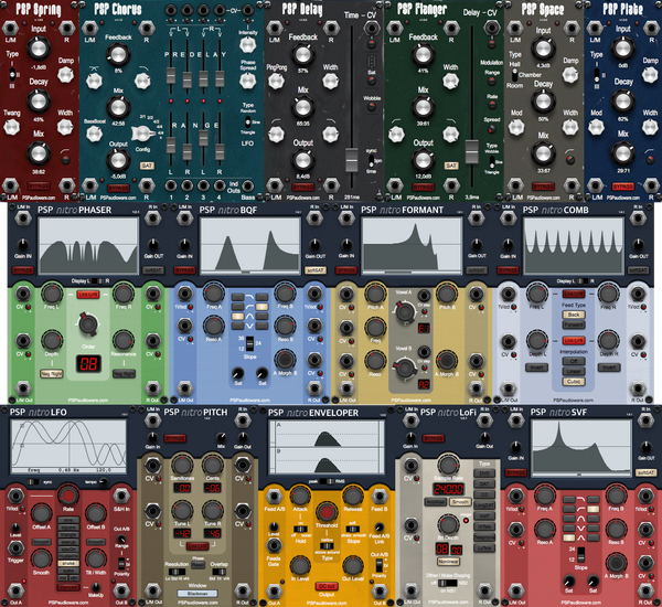 Cherry Audio PSP Ultimate Modular Collection