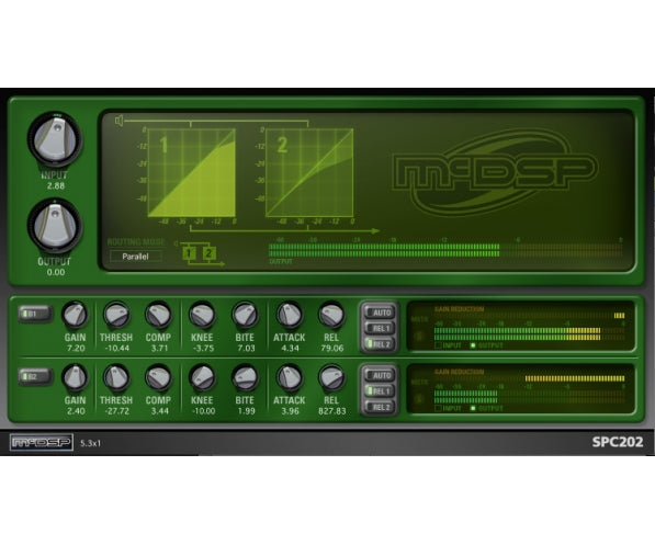 McDSP SPC2000 Native v6