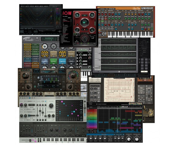 The Sugar Bundle contains all current plug-ins