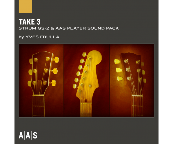 Applied Acoustics Systems Take 3 - Sound Pack for Strum GS-2