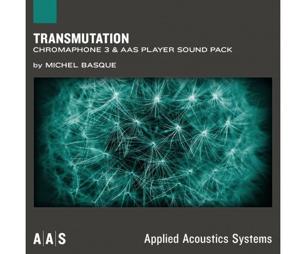 Applied Acoustics Systems Transmutation - Sound Pack for Chromaphone 3