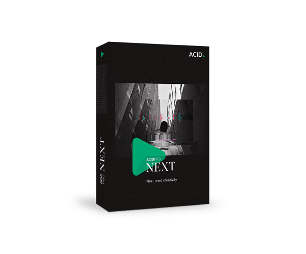 MAGIX ACID Pro Next Upgrade