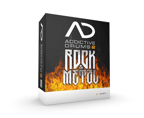 XLN Audio Addictive Drums 2 Rock/Metal