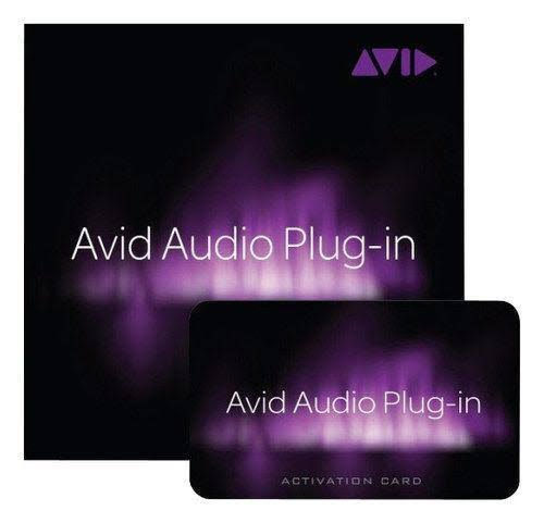 Avid Audio Plug-In Tier 2 Activation