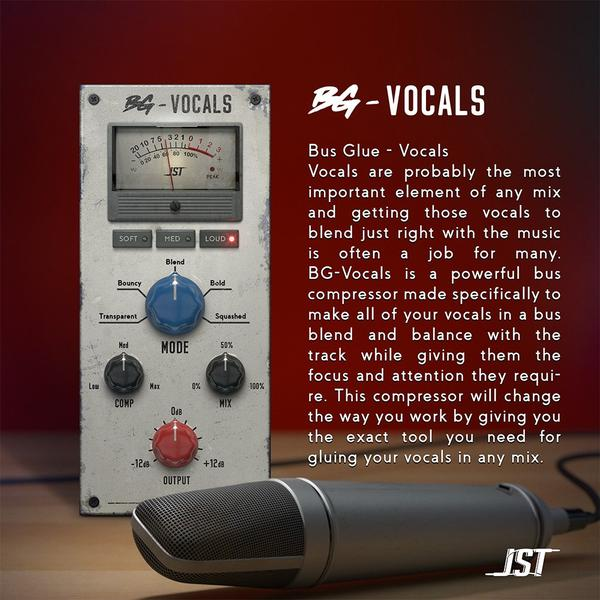 JST - JST Bus Glue Vocals