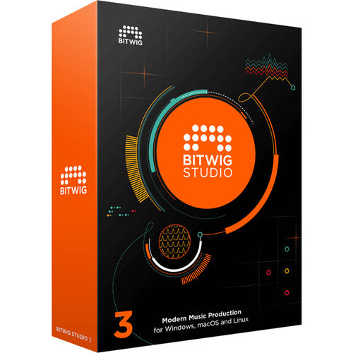 Bitwig Studio 3 - Upgrade From 8-Track