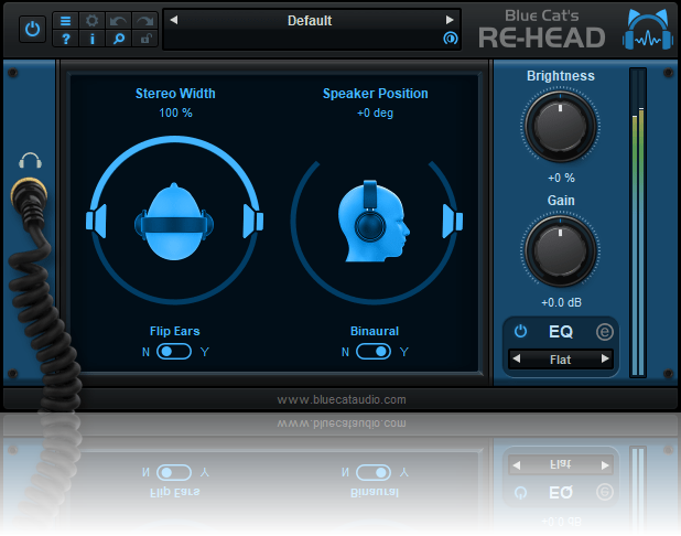 Blue Cat Audio Re-Head