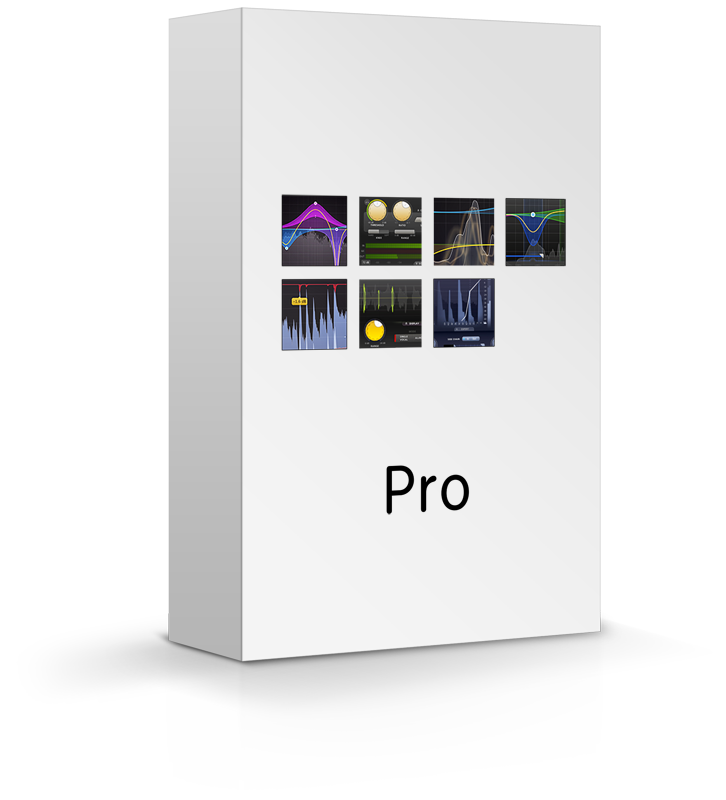 FabFilter Pro Bundle - Instant Delivery
