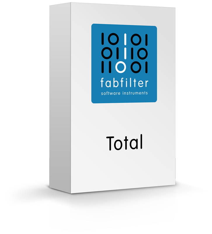 FabFilter Total Bundle - Instant Delivery