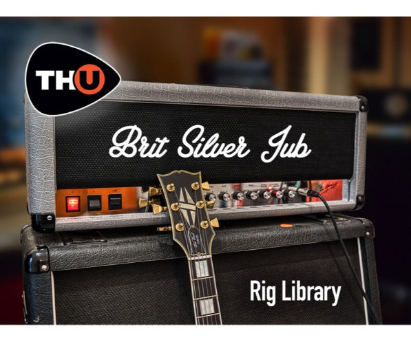 Overloud Brit Silver Jub - Rig Library for TH-U