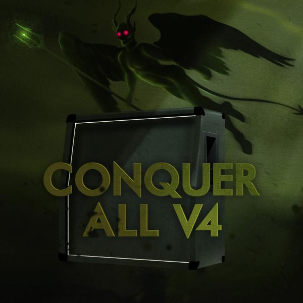 JST Conquer All V4