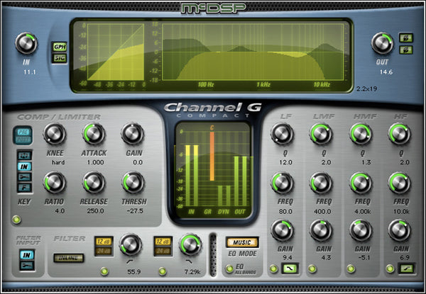McDSP Channel G Compact Native v6