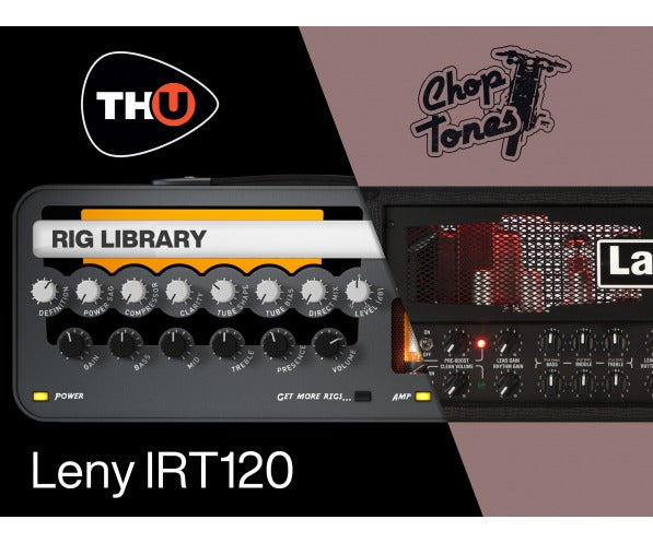 Overloud Choptones Leny IRT120 - TH-U Rig Library