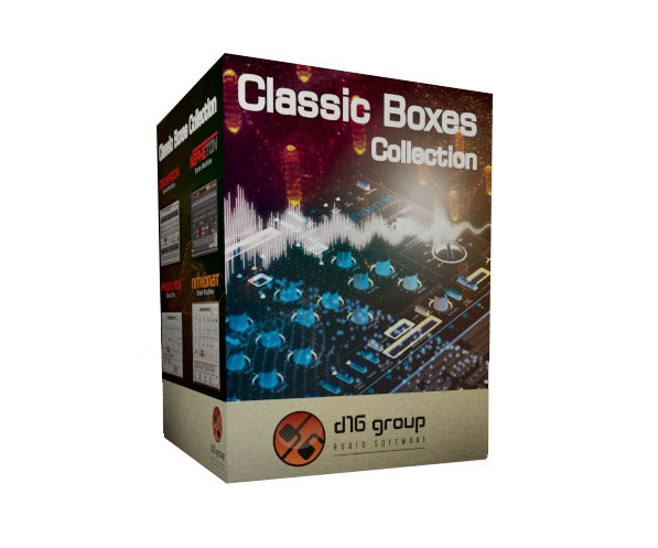 D16 Group Classic Boxes Bundle