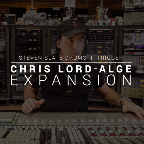 STEVEN SLATE DRUMS TRIGGER 2 CLA Expansion