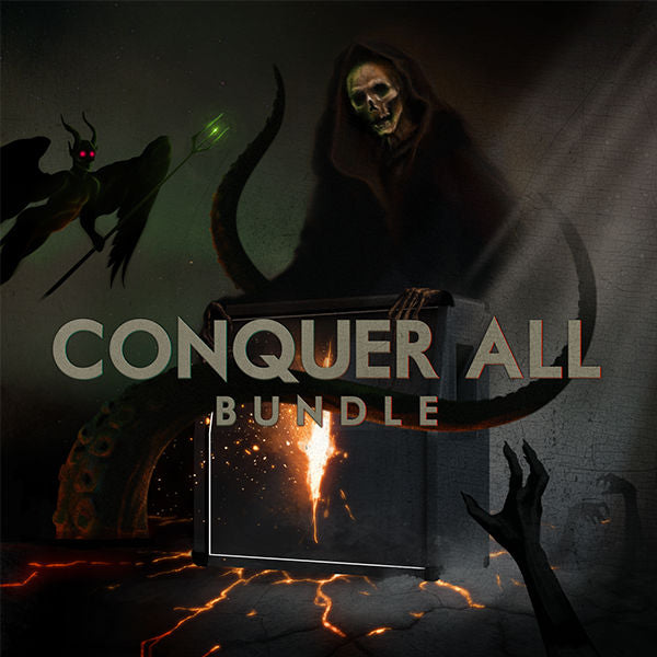 JST Conquer All Bundle
