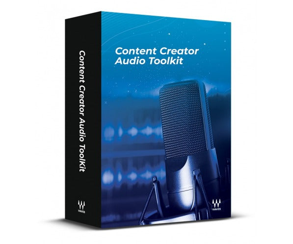 Waves Content Creator Audio Toolkit