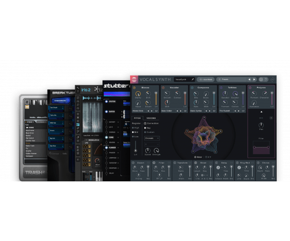 iZotope Creative Suite 2 Crossgrade from any paid iZotope Product