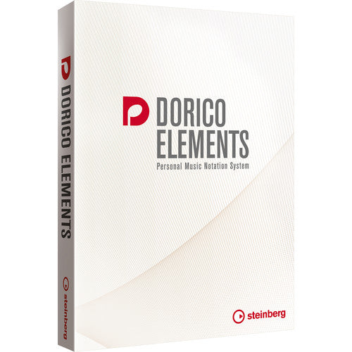 Steinberg Dorico Elements 3