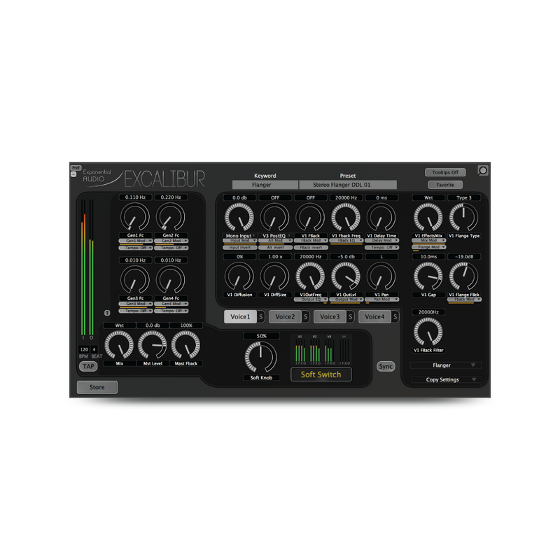 iZotope Excalibur - Instant Delivery