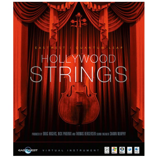 EastWest Hollywood Strings Diamond - Instant Delivery