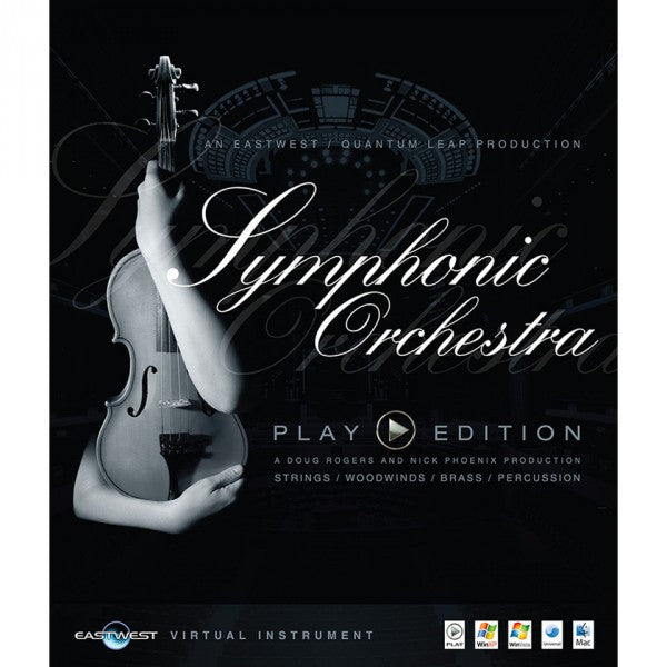EastWest Symphonic Orchestra Platinum Plus - Instant Delivery