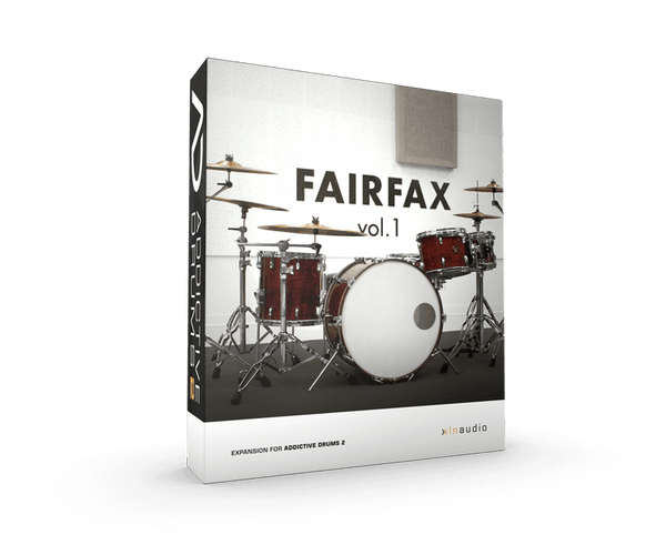XLN Audio Fairfax Vol. 1 ADPACK - AD2