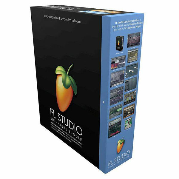 FL Studio 20 Signature Bundle Educational Version